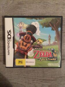The Legend of Zelda Spirit Tracks Nintendo DS