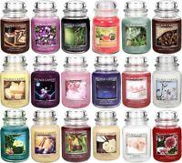 Village Candle Large Jar 26oz Double Wick Scented  - Official Village Retailer