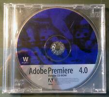 Adobe Premiere 4.0 FR - Windows 3.x