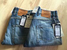 JACK & JONES stonewashed Herren-Jeans mit mittlerer Bundhöhe
