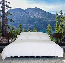 3D Pine Mountain 2543 Wall Paper Wall Print Decal Wall Deco Indoor Wall Murals