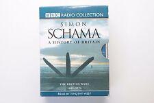 A History of Britain - British Wars 1603 - 1776 BBC Collection Cassette Box Set