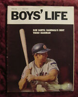 BOYS LIFE Scout Magazine March 1969 Ron Santo Rumer Godden Isaac Bashevis Singer