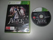 """Alice Madness Returns For Xbox 360 & Xbox One """"Get It Fast n Free"""""""