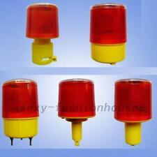 Outdoor Solar Strobe Warning Light Control Work Zone Traffic Strobe Beacon Lamp