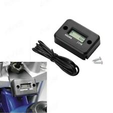 Digital LCD Counter Hour Meter 006 For Car Marine Motorcycle Generator Engine