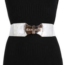 Markenlose Damen-Gürtel mit Stretchgürtel Breite