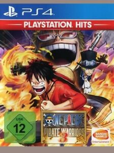 One Piece Pirate Warriors 3 PS4 (SONY PLAYSTATION 4) NEUWARE
