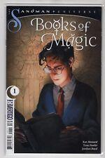 Books of Magic Issue #1 Sandman Universe Vertigo Comics (1st Print 2018)