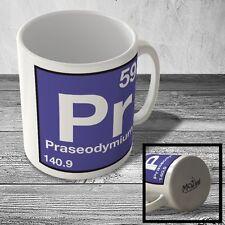 MUG_ELEM_084 (59) Praseodymium - Pr - Science Mug