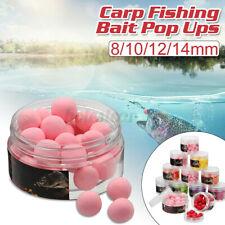 3 Box 8-14mm Float Course Carp Fishing Lures PopUp Imitation Bait PVA ZL