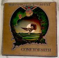 BARCLAY JAMES HARVEST – GONE TO EARTH - Vinyl LP Album - Rock - 2442 148 die cut