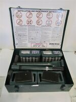 Hilman Rollers 2-SP Kit, 8 Ton Roller Kit, (4) 2 Ton Rollers Swivel, (2) Handles