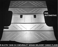 Chevrolet Chevy Sedan Delivery Cargo Floor Kit 1949-1954 #278 EMS