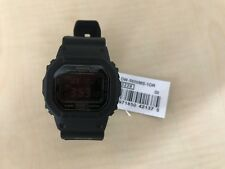 CASIO (Casio) watch G shock mat black red eye DW 5600 MS-1 [reverse imported goo