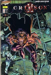 Crimson 1 : Variant Cover Edition : Heft Dino Verlag 2000, neu