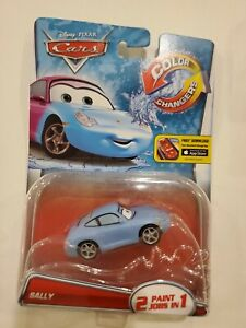 Disney Cars Sally Color Changers Brand New In Box 2014 Super Rare sealed