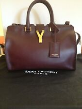 NWT YSL SAINT LAURENT CABAS Leather Tote Bag RRP €1750