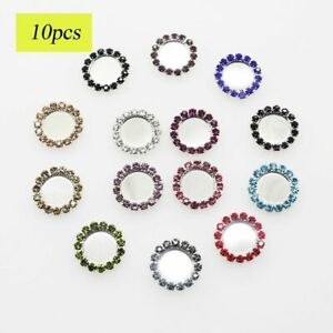 Bottle Cap Setting Can Choose Style Tray Rhinestone Buttons Factory Direct Inner