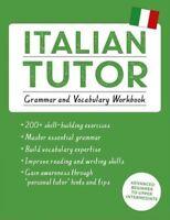 Teach Yourself Italian Tutor : Grammar and Vocabulary, Paperback by Guarnieri...