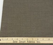 "100% Worsted Wool: Tan tone, (black, tan, olive mix), 60"" W, 3 yd. pieces"
