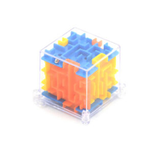 3D Magical Cube Puzzle Speed Cube Puzzle Game Labyrinth Ball Toys T_cd