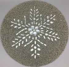 Christmas Amp Holiday Round Placemats For Sale Ebay