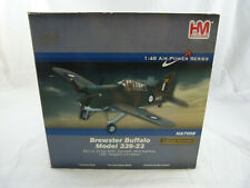 Hobby Master: HA7008 Brewster Buffalo Model 339-23 1942 West Australia - Limited