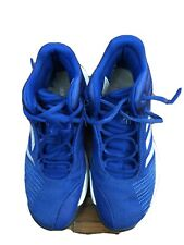 Adidas Basketball Sneakers Mesh High Top Men's Size 5 1/2