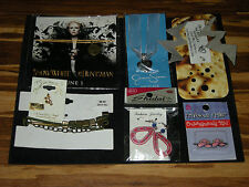 Junk Drawer Jewelry Lot Jessica Simpson Silver Heart Huntsman Necklace Costume
