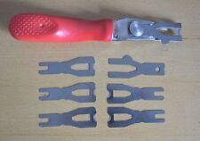 Floor Carpet Trimming Skiving Knife Vinyl Flooring Welding Cutting Blade Tools