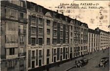 CPA PARIS (14e) Rue du St-Gothard. Librairie Artheme FAYARD et Cie (563239)