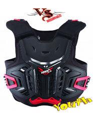 Leatt CHEST PROTECTOR 4.5 BLACK/RED JUNIOR SMALL/MEDIUM 134-146C