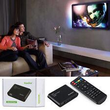 Mini Full HD 1080P Media Box USB Media Player With HDMI/AV/SD/MMC MKV AVI