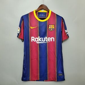 FC Barcelona Home, Away and Third Jersey 20/21 / Plain Jersey/ No name or Number