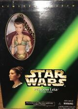 Star Wars PRINCESS LEIA Collection Organa & R2-D2 as Jabba's Prisoners Slave 12""