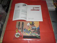 TEX-BANDA CAMPESINO-CON FRANCOBOLLO DIABOLIK E 2 ANNULLI COMPLEANNO ZAGOR-1975-