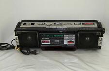 Panasonic Rx-Fm40 Xbs Am/Fm Cassette Boom Box