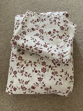 Ikea Floral Double Bedding Set Used