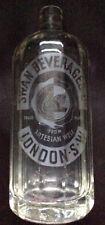 Swan Beverages Ltd.,  London SW , Soda Syphon.