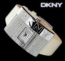 DKNY Women's Rectangle Fashion Watch NY4316 MSRP $135