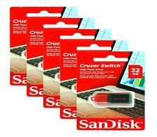 SanDisk Cruzer Switch 16GB/32GB/64GB USB Flash Pen Drive Memory stick -UK