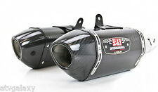 Yoshimura Exhaust Pipe Dual Carbon R 77 Slip On Dual Suzuki Hayabusa 2008-2015