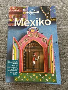 Lonely Planet Reiseführer Mexico 6. Dt. Auflage Januar 2017