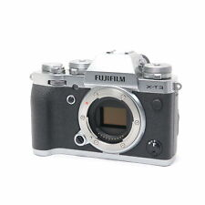 Fujifilm Fuji X-T3 26.1MP Mirrorless Digital Camera Body (Silver) #112