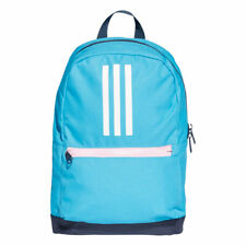 adidas 3 Stripes Junior Backpack - Cyan/Navy