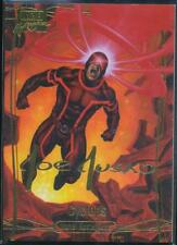 2016 Marvel Masterpieces Gold Foil Signature Trading Card #79 Cyclops