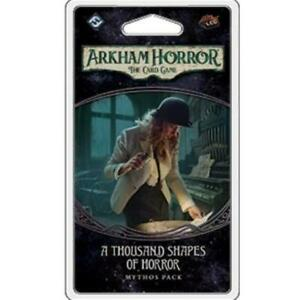 FFG Dream Eaters Arkham Mythos Pack #2 - A Thousand Shapes of Horror New