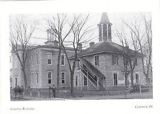 "*Postcard-""The Capital Building"" (aka;County Courthouse) *Corydon, Indiana(#185)"