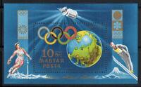 Ungarn 1972 Mi. Bl. 89A Block 100% Postfrisch Olympische Spiele 1972
